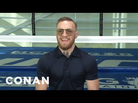 "Conor McGregor On Floyd Mayweather's ""Dancing With The Stars"" Stint  - CONAN on TBS"