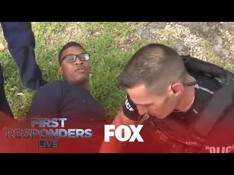 Police Arrest Pursuit Suspect | Season 1 Ep. 3 | FIRST RESPONDERS LIVE