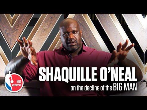 Shaq's exclusive ESPN