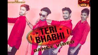Teri Bhabhi -coolie No.1|Varun Dhawan , Sara Ali Khan | Dance video
