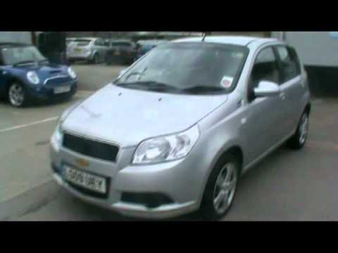2009 Chevrolet Aveo Ls 1 2 Hatchback Petrol Silver Youtube