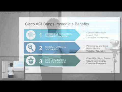 Cisco ACI Overview with Soni Jiandani and Joe Onisick