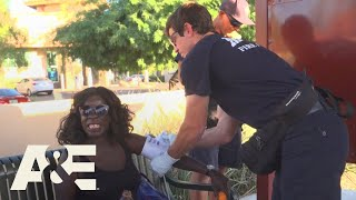 Live Rescue: Knocked Out by Chicken Wings (Season 2) | A&E