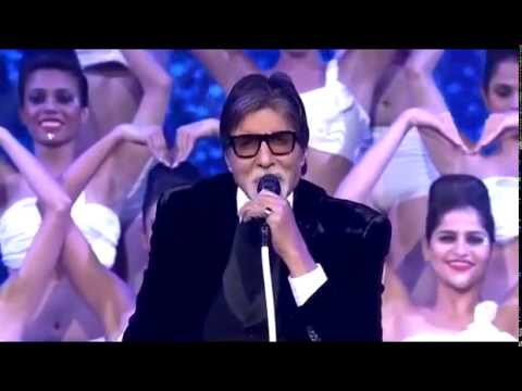 PIDDLY Unplugged Version | Amitabh Bachchan | Star Guild Awards, 2015