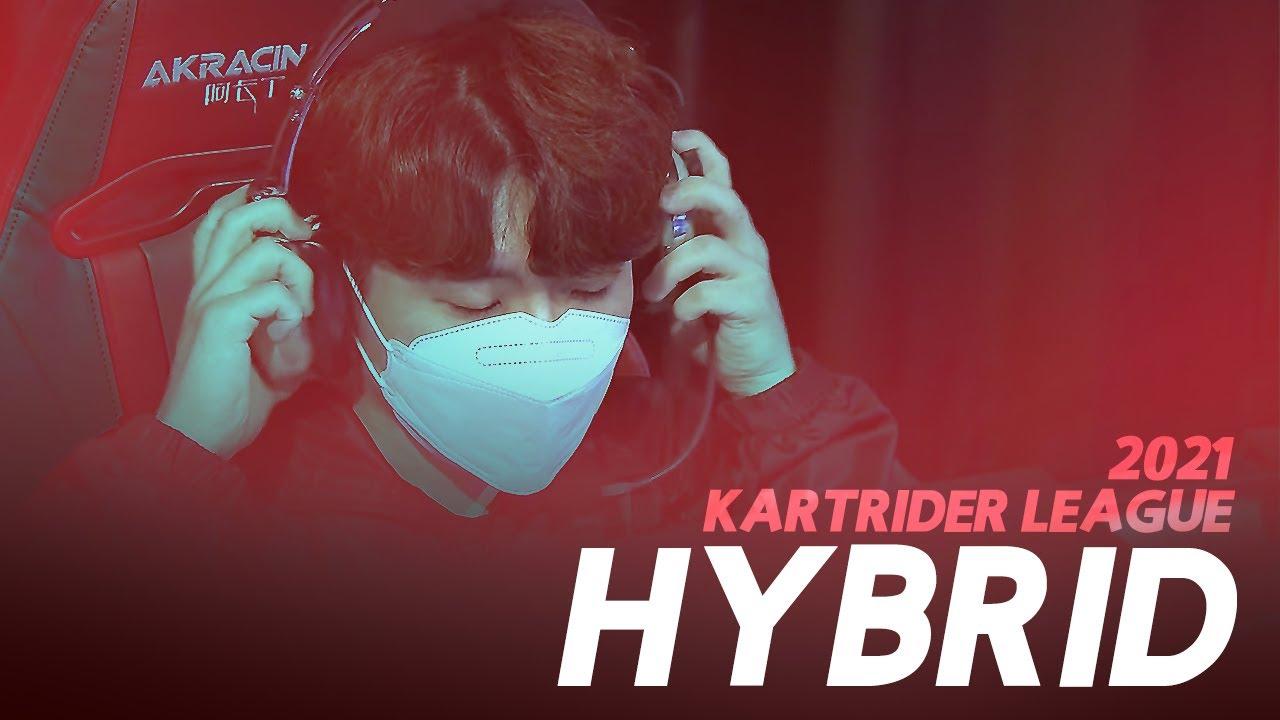 강석인 2021 시즌1  KartRider League bye / Thank you.