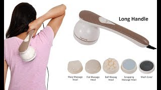 Lifelong Full Body Massager LLM180 in HINDI by TECHNICAL ASTHA