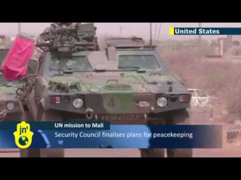 UN mission to Mali: finalising plans for peacekeeping forces
