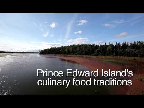 Prince Edward Island's Culinary Food Traditions, Charlottetown - Prince Edward Island, Canada