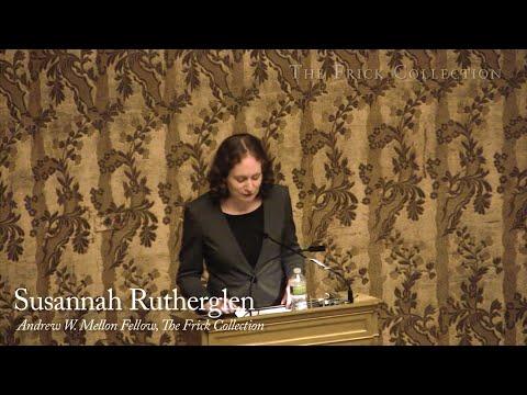 "Susannah Rutherglen: ""Bellini to Veronese: Ornamental Paintings..."""