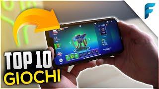 Top 10 Giochi GRATIS per il TUO Smartphone! (iOS & Android) | Febbraio (2020) [ITA]
