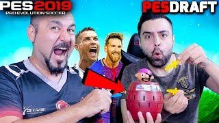 OYUNCAK ŞAKACI KORSAN TAKIMLARIMIZI SEÇTİ! | PES 2019 PESDRAFT