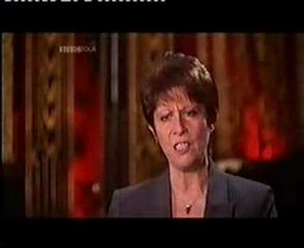 HELEN SHAPIRO TALKING 2007 - With intro from Alma Cogan