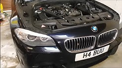 BMW F10 520D Engine Oil Change | Complete How To