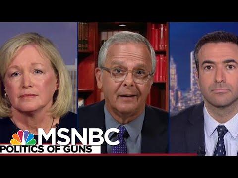 Watch Teacher Confront Republican Senator On Gun Control   The Beat With Ari Melber   MSNBC