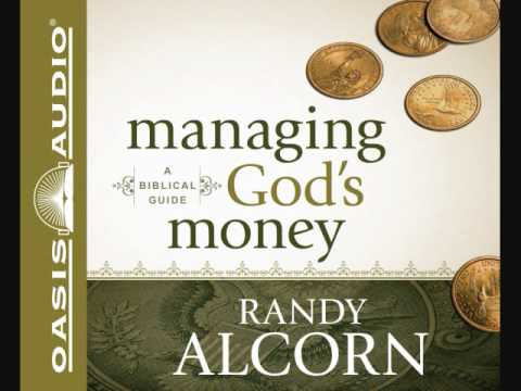 """Managing God's Money"" by Randy Alcorn"