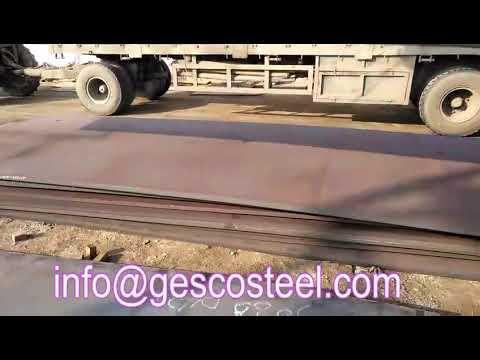 A285 Grade C Carbon Steels ASTM A285 Grade B A285 Gr.B A285GrB STEEL PLATE