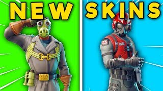 25+ NEW LEAKED SKINS & EMOTES + BLOCK BUSTER SKIN! (Fortnite NEW LEAKED SKINS!)