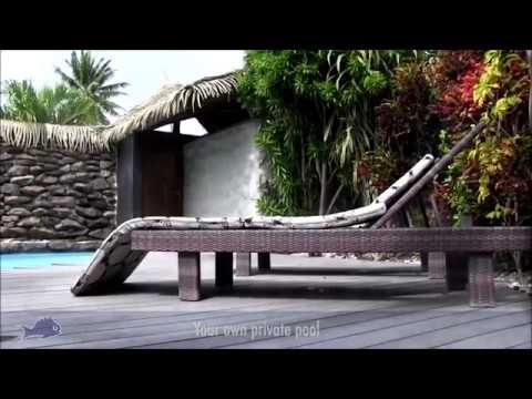 Aitutaki Escape - luxury holiday villas