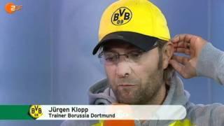 Dortmund - Dresden: Die Stimmen zum Spiel im ZDF (DFB-Pokal 25.10.11)