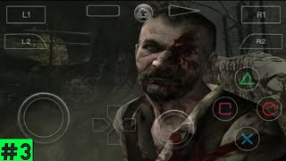 Part 3 ll Resident Evil 4 On Android Full Gameplay For Gloud Games ll Unlimited Time
