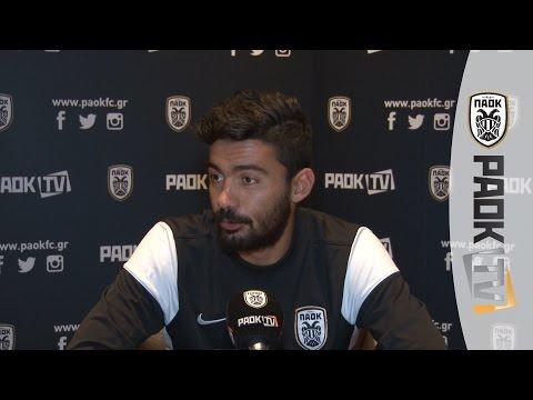 """Κλάους: """"Πιστεύω θα βρεθεί λύση"""" - PAOK TV"""