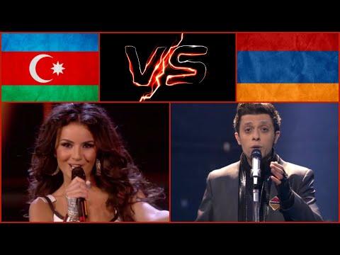 Eurovision Battles | Armenia🇦🇲 Vs. Azerbaijan🇦🇿 | My Winner