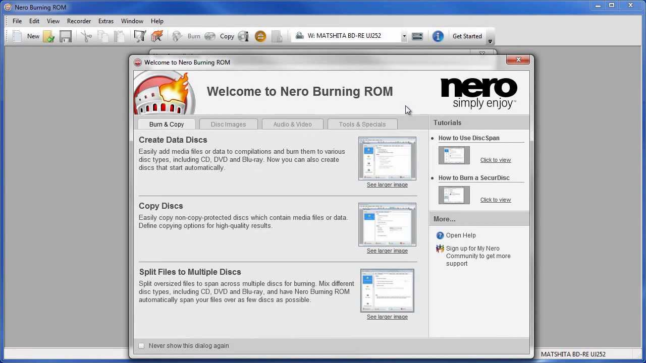 nero mp3 cd burner free download for windows 7