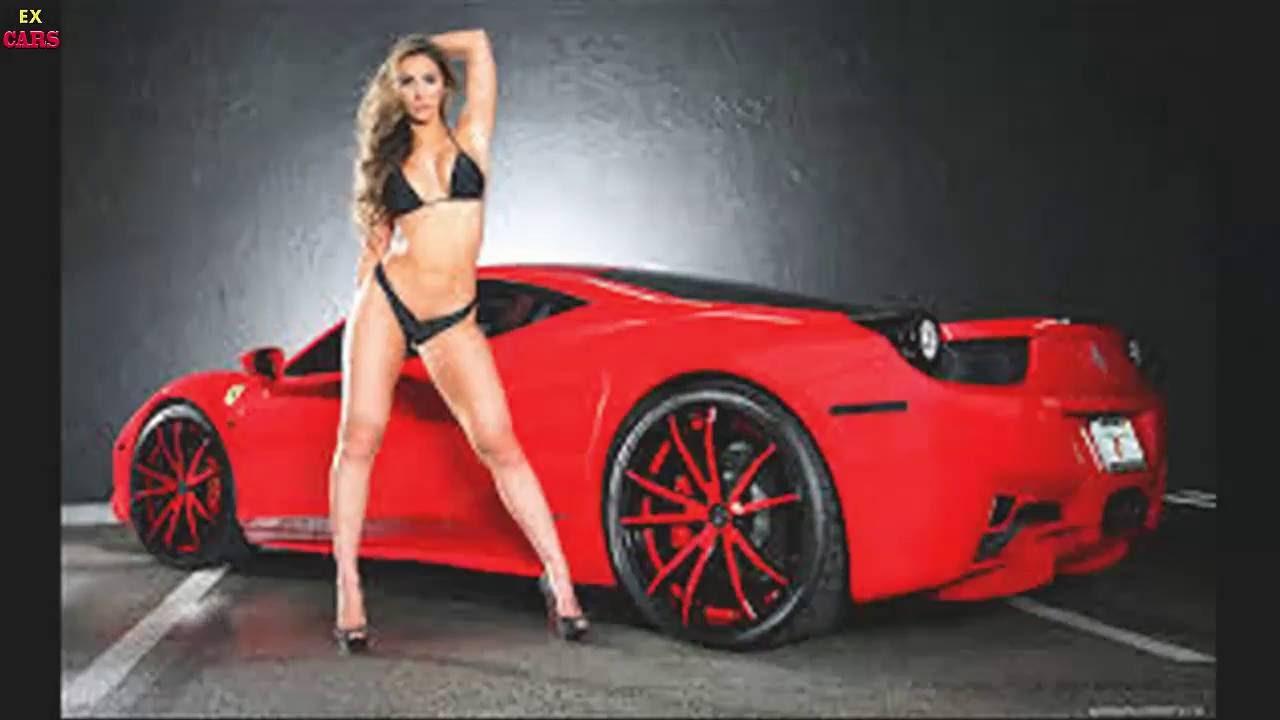 Free Wallpaper Cars And Beautiful Ladies Ferrari Top Super Cars And Beautiful Girls 2017 Ex Cars Car