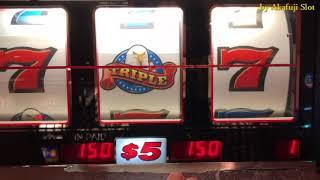 JACKPOT LIVE [High Limit Slots]😉 INDEPENDENCE PAY & Bonus Times  [カジノ] [カリフォルニア カジノ] [アカフジ] [赤富士]