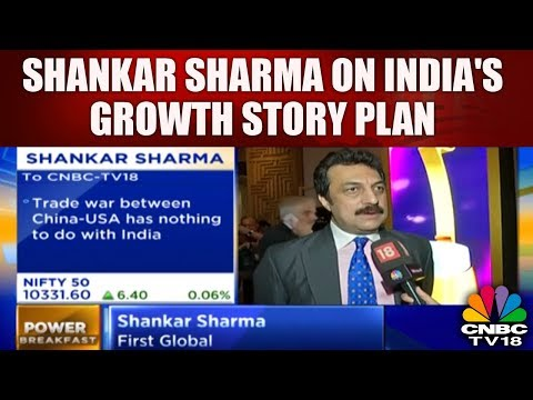 Shankar Sharma on India's Growth Story Plan | CNBC TV18