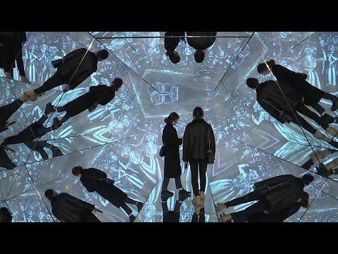 شاهد: متحف الهولوزيوم في جورجيا يعرض لوحات فنية بتقنيات تكنولوجية متطورة…  - 14:59-2020 / 2 / 21