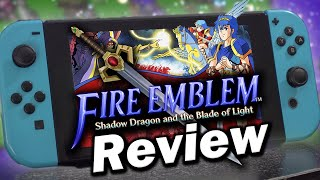 Fire Emblem: Shadow Dragon & the Blade of Light Review (Nintendo Switch) (Video Game Video Review)