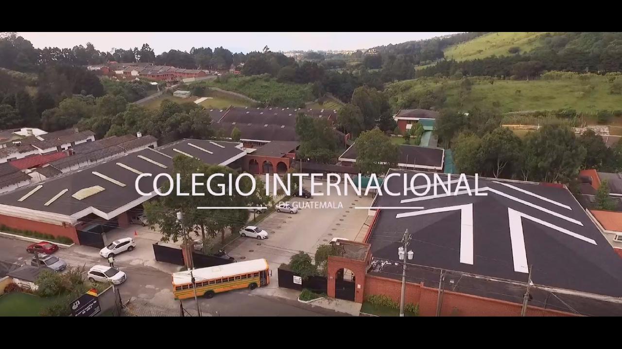 Video Institucional del Colegio Internacional de Guatemala