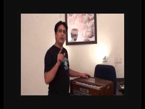 Learn Kahin Door Jab Din Dhal Jaye by Nishant...