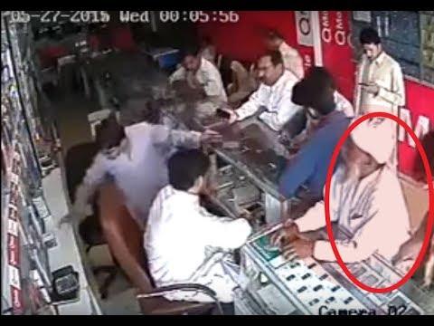 Pocket Thief in Lahore | Can you spot the thief | Chor ne mobile shop me bazurg ki jaib kaat li