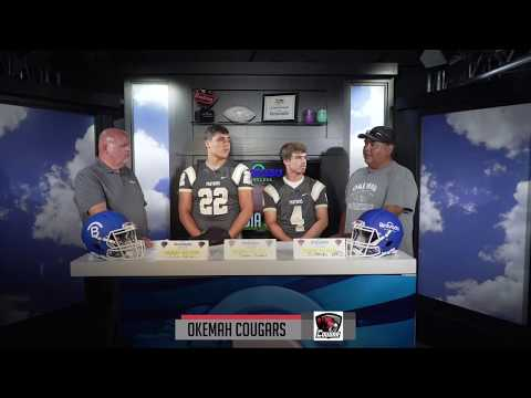 Okemah Panthers Talk Football with Bravado Wireless | 2018 High School Football Season