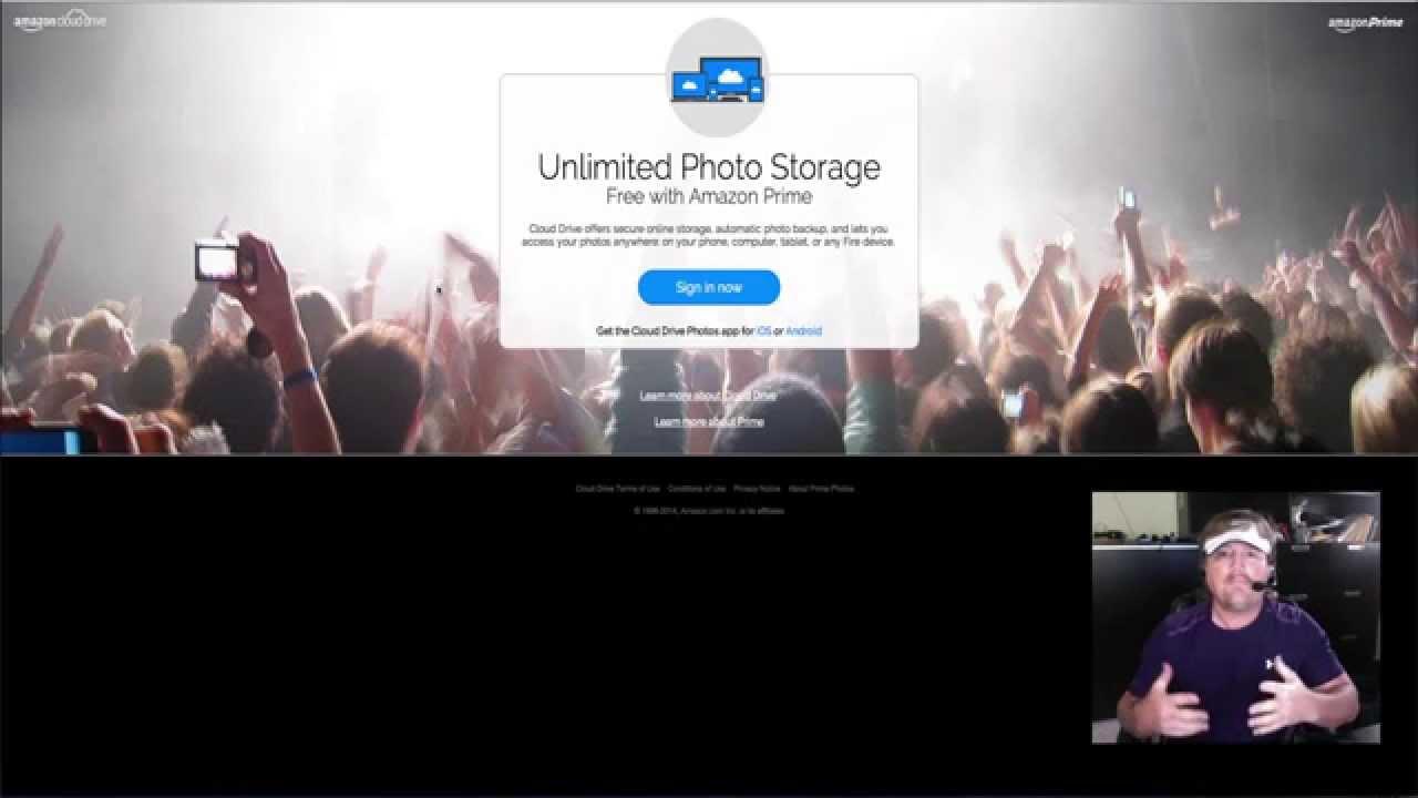 Amazon Unlimited Photo Storage For Prime Members | Doovi
