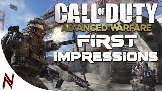 17.50 KD - My Impressions - Advanced Warfare PC 1080p 60FPS