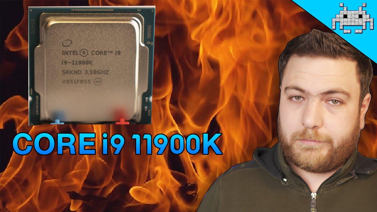 Download انتل ......ليش ؟؟؟ مراجعة معالج CORE I9 11900K !