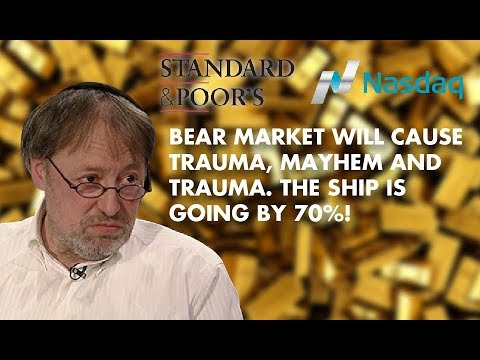 CHARLES NENNER: PREPARE FOR A 70% MARKET DROP! (It's Gonna Be Murder)