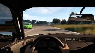 Forza Horizon 2 Honda Civic CRX Mugen Cruise Logitech G27