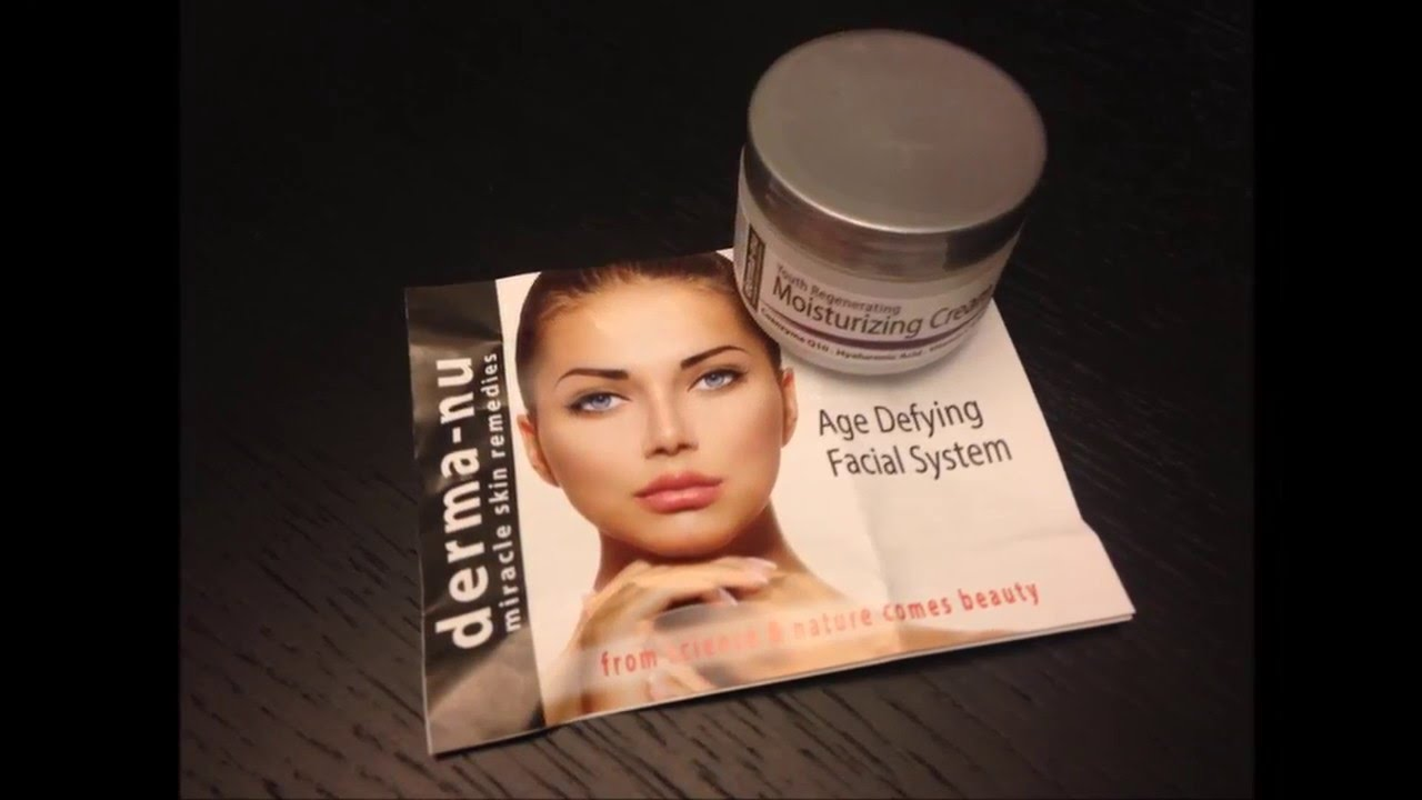 Derma nu Anti Aging Face Cream Review