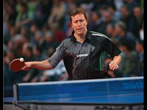 Jan Ove Waldner - The Master of Ball Placement