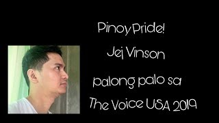 Pinoy Singer Pinag Agawan Sa The Voice Us 2019
