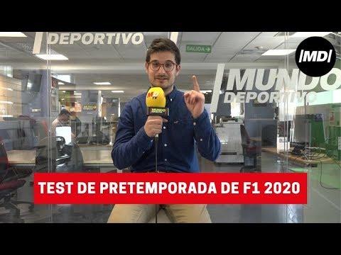 repaso-del-test-de-pretemporada-de-f1-2020