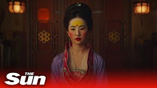 Mulan (2019) | Official live-action trailer HD