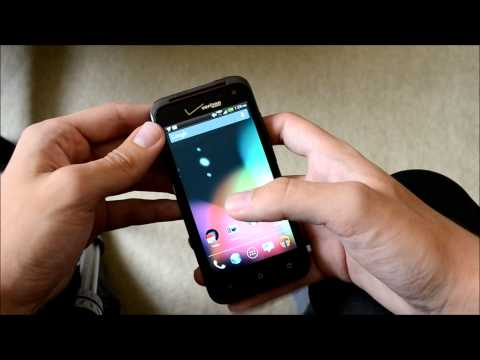 HTC DROID Incredible 4G LTE Review Pt. 1