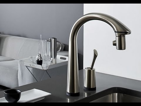 brizo kitchen faucet corner cabinets pascal buy now at efaucets youtube