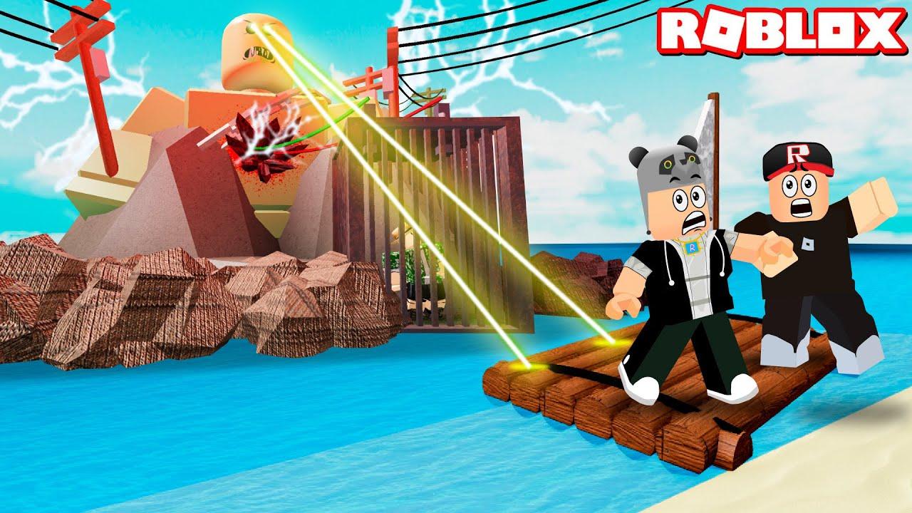 Download Zombili Adadan Kaçış! - Panda ile Roblox Escape The Zombie Island