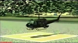 Vietnam Air War Simulation
